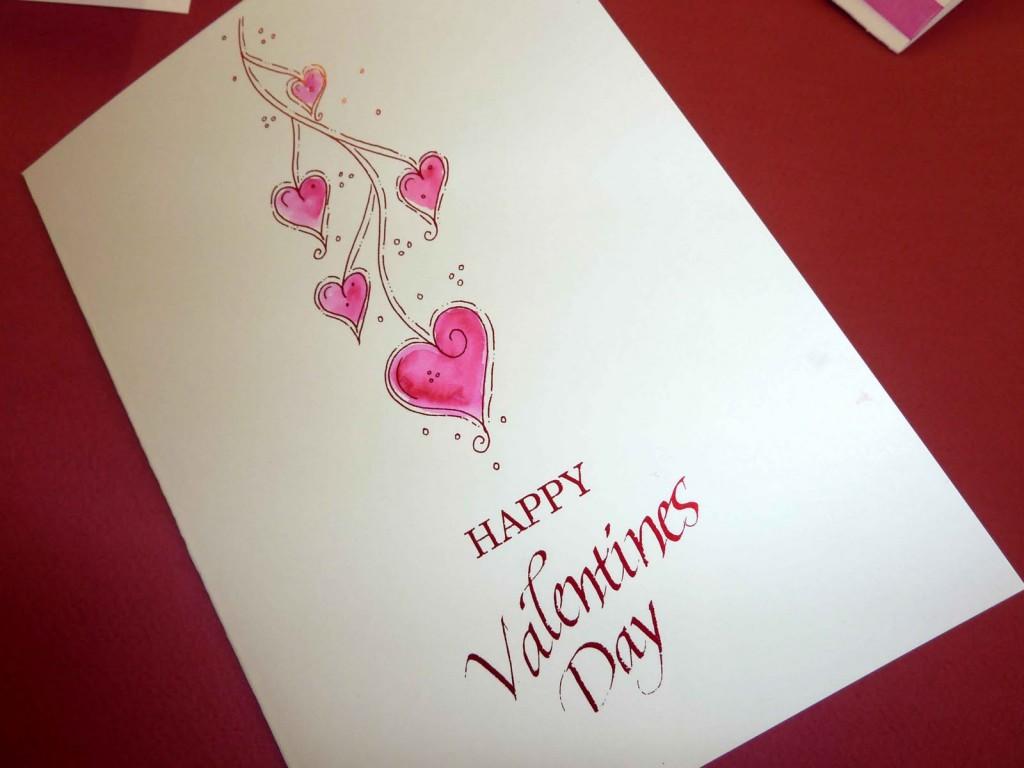 Valentines Day Card Contest Mr Jacksons Grade Three Class