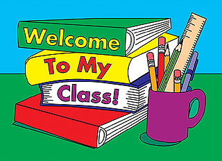 Image result for images of Welcome to class